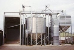 Cimbria Grain Dryer