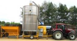 Mecmar 20 tonne mobile drier