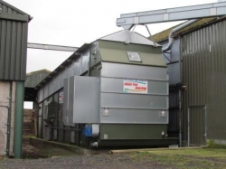 Alvan Blanch DF22000S Double Flow Grain Drier