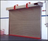 DMS F300 Roller Shutter Door System