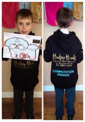 🎉BIG CONGRATULATIONS 🎉 Handsome Hounds is pleased to announce our WINNER from Milton Park Primary School.... A BIG WELL DONE To You.... Jack Johnson : Age 9, Year 4 😃 For Winning our