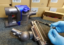 Cordless Dyson Service & Repairs - J Barlow Servicing Ltd