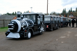 Gentrac Land Train for sale.