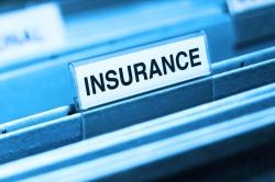Life insurance document.