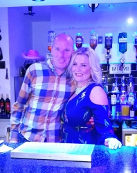 Clare and Darren Welcome you to The Fairway Hotel.