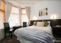 Deluxe Double En-suite Room ~Photo Property of www.oyster.com.