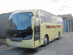 43 seat Luxury Coach