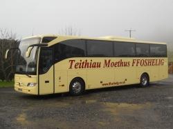 55 seat Mercedes Tourismo