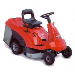 Honda HF1211HE Ride-on Mower