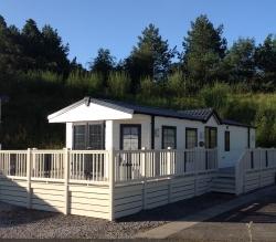 2 bedroom static caravan for sale £58,950
