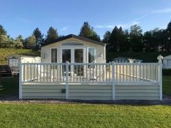 2 bedroom static caravan for sale £39,950