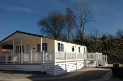 3 bedroom lodge for sale £47,995