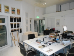 2 Salamanca Place, Albert Embankment, SE1 7HB  Office/ studio to let 400 sq ft/ 37 sq ms