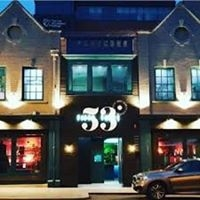 53 Degrees Bar, Berry Street Liverpool