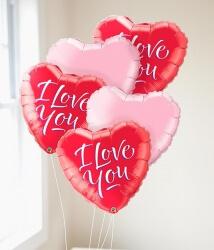 Romantic Balloon Bouquet