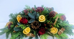 Christmas Table Centerpiece