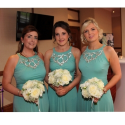 David and Bethan got married at the Marriott Hotel in Swansea.