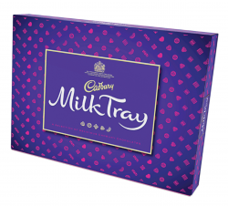 Box of Cadbury's Milk Tray