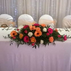 A summer wedding at Manor Park Country House in Clydach