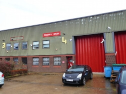 Business Unit To Let - Unit 4, Security House, Lismarinne Industrial Park, Elstree Road, Elstree WD6 3EE