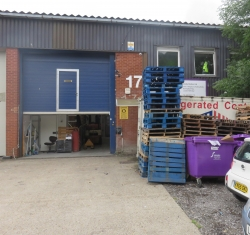 Industrial Unit To Let - Unit 17 Kingsbury Trading Estate