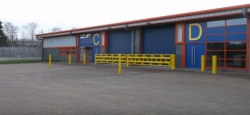LET & MANAGED: Willowbrook Industrial Estate, Corby, NN17