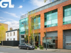 OFFICE TO LET: 1st Floor, 42 Gloucester Avenue, London, NW1 8JD