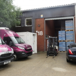Industrial Unit To Let - Unit 18 Kingsbury Trading Estate