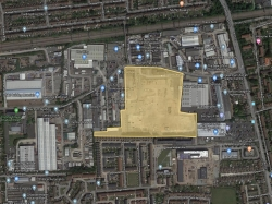Extensive 13 Acre Open Secure Storage Site - Chadwell Heath
