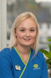 Robyn Atkinson, Decontamination/Trainee Dental Nurse