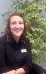 Kate Crowshaw, Receptionist & Decontamination