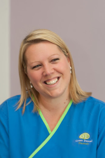 Hannah Harrison Moore, Lead Dental Nurse, GDC: 156207