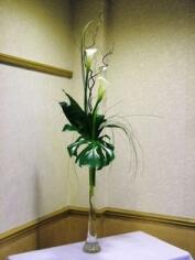 Classic Lily Vase