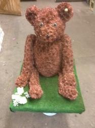Large sitting Teddy Bear
