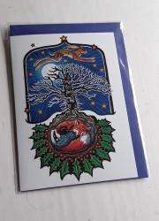 Dreaming Tree, Yule Card