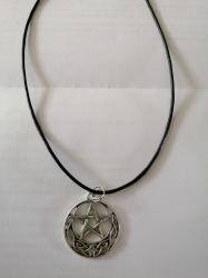 Pentacle Pendant Necklace