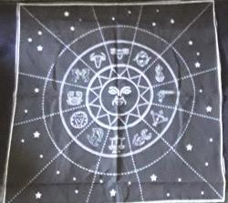 Zodiac Altar Cloth