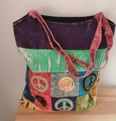 Peace Shoulder Bag