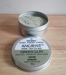 Green Clay Beauty Mask