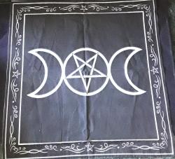 Moon Altar Cloth