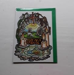 Imbolc Greetings Card
