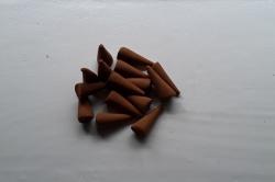 Incense Cones, Coconut Scent