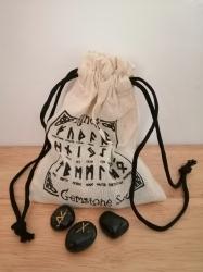 Rune Stones, Black Onyx