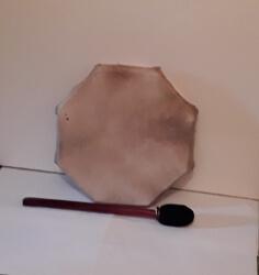 Octagonal Medium Shamanic Drum