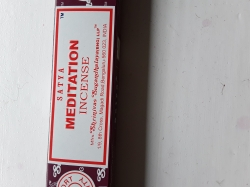 Incense Sticks,  Satya Meditation