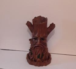 Tree Man Incense Cone Burner