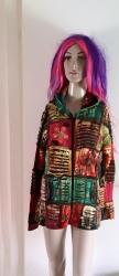 Bohemian Hoodie Jacket