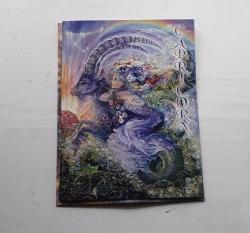 Capricorn Greetings Card