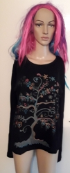 Tree of Life Long-Sleeved Top