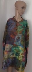 Tie-Dye Hippy Shirt
